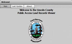 Public Access Land Records Viewer