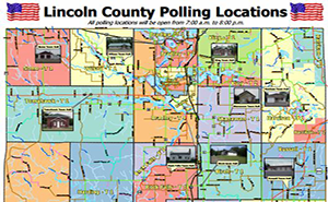 Lincoln County Polling Locations